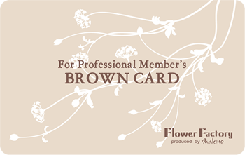 ブラウンカード